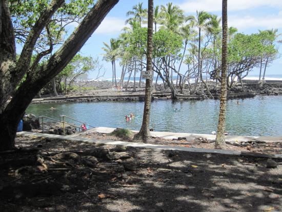 Pahoa, Hawái: Ahalanui Park