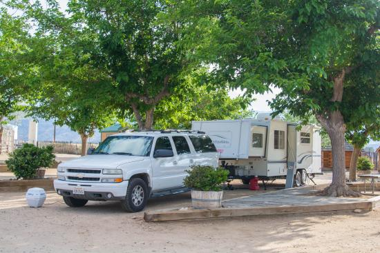 Weldon, Californie : Lake Isabella / Kern River KOA
