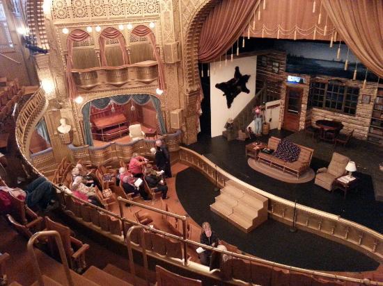 Menomonie, WI: Mabel Tainter Memorial Theater