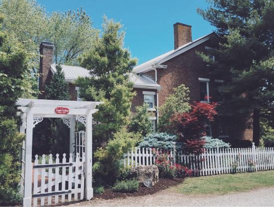 Welcome to the Old Caledonian Bed & Breakfast! Photo credit: Danielle McAfee Photography