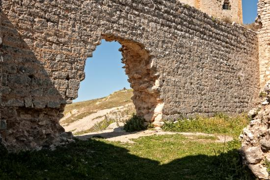 teba castle ruins and museum picture of castle of the star