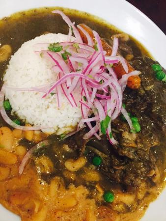 Buena comida Peruana