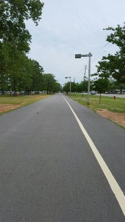 Aiken, SC: Walking track