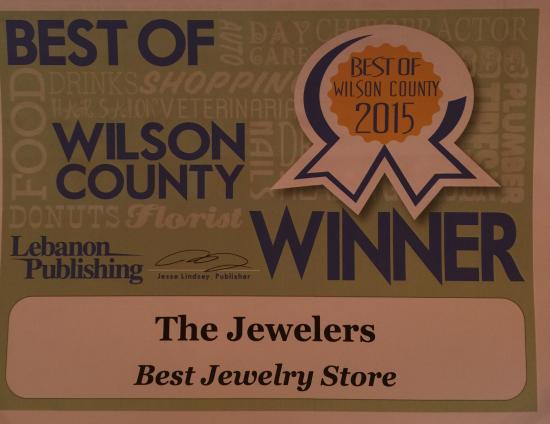 Lebanon, TN: Best of Wilson County 2014&2015