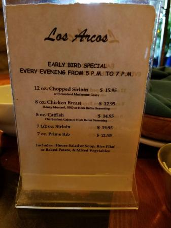 Los Arcos Steak and Lobster House: 20160515_185813_large.jpg