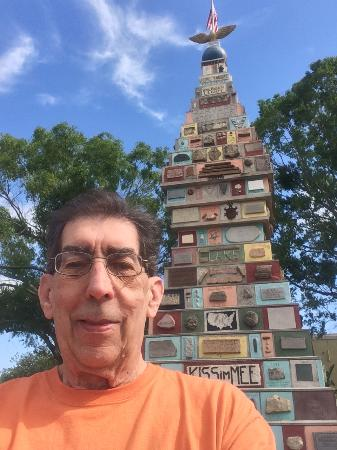 Kissimmee, FL: Me and the Monument