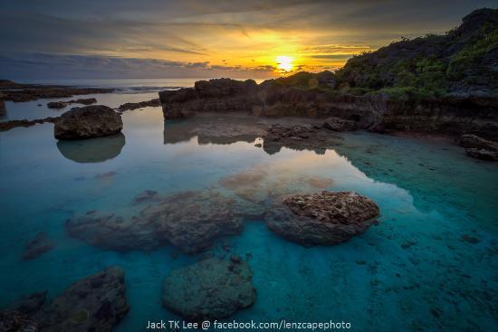 Niue: Limu Pools