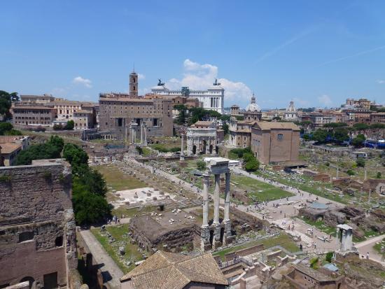 Foro romano e palatino roma foto di colle palatino for Piscina g s roma 53 roma