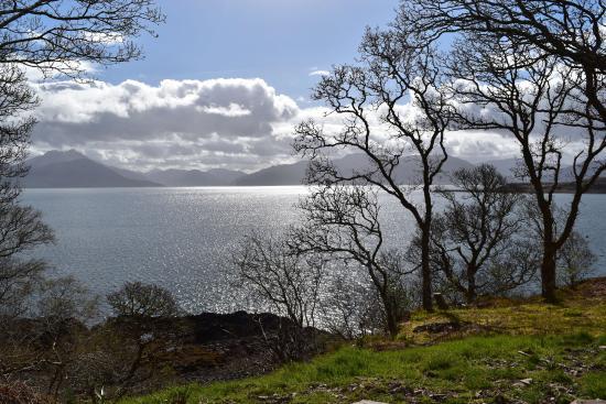 Isleornsay ภาพถ่าย