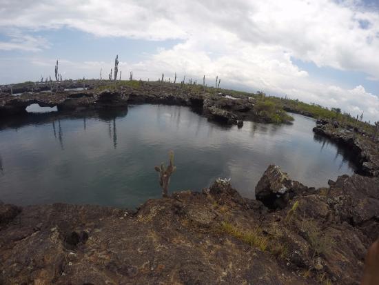 Puerto Villamil, Ekvador: Los Tuneles