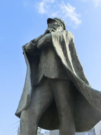 Rokkosei Memorial Statue