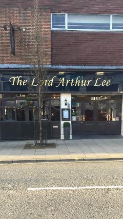 The Lord Arthur Lee Public House