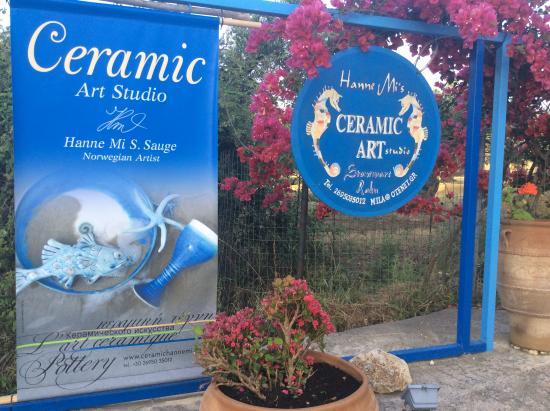 Hanne Mi.S.Ceramic Art Studio