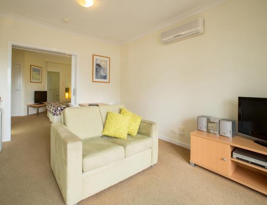 Kingscote, Australia: Deluxe Suite