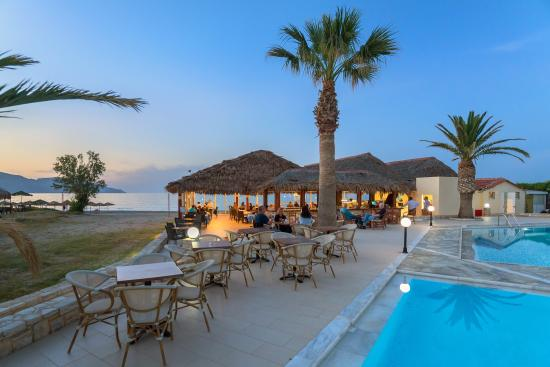 Hotel Happy Days Beach Georgioupolis Kreta Griechenland