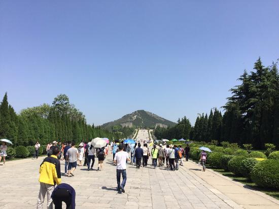 Qian County, Cina: 乾陵1
