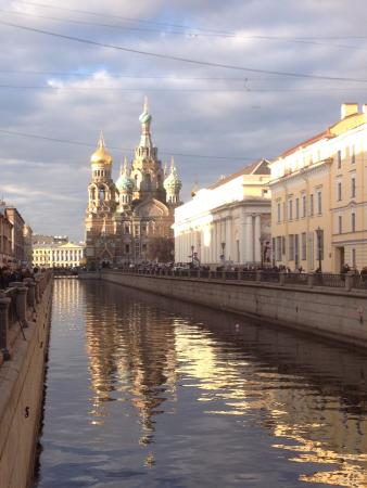 K JOY Travel - Day Tours: Church of Our Saviour on the Spilled Blood