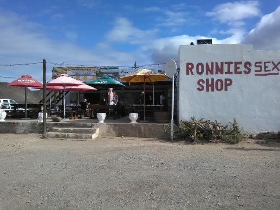 "Ronnie's Sex Shop: ""Not so sexy"""