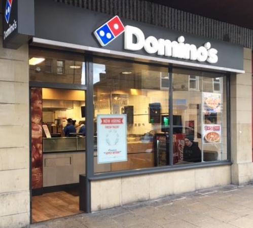 Avoid Dominos Pizza Halifax Traveller Reviews Tripadvisor
