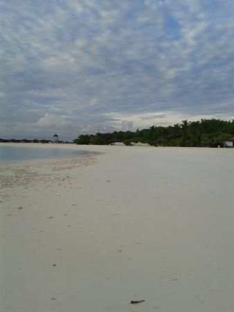White Sand & Crystal Sea
