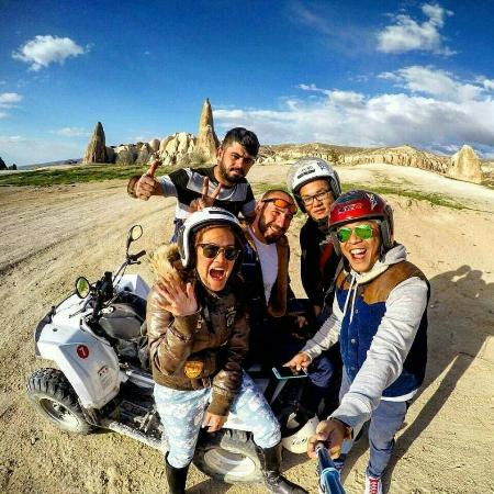 Yurekli Motor ATV Quard / Safari Tour