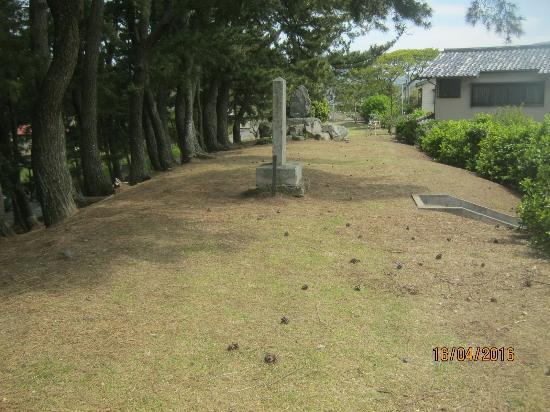 Kikugahama Earthwork (Onago Daiba)