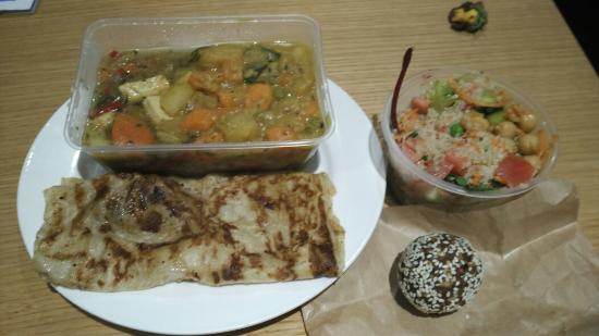 Gopal's Vegetarian: What a treat