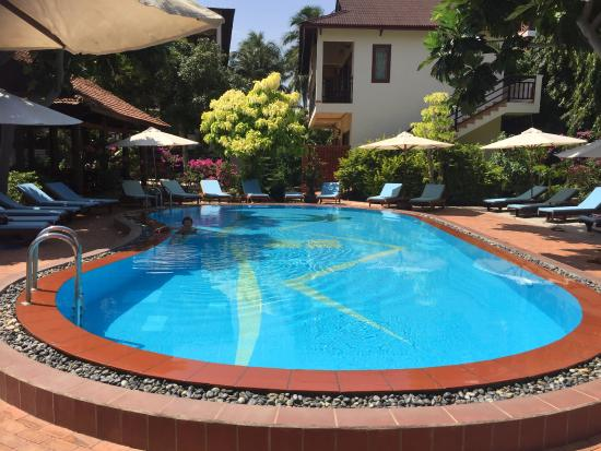 Bao Quynh Bungalow: Pool
