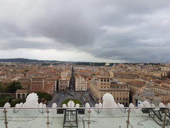 20160515_171238_large.jpg - Picture of Roma dal Cielo Terrazza ...