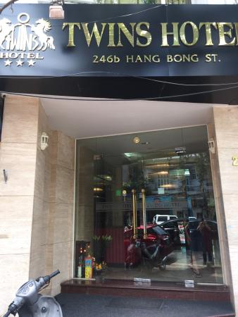 Hanoi Twins Hotel: photo0.jpg