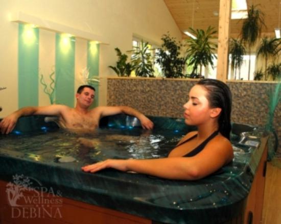 Hotel Debina: SPA