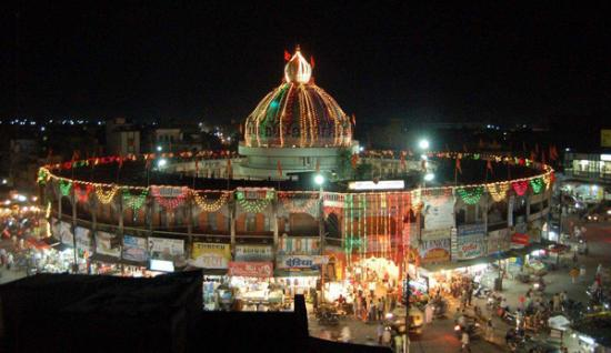 Latur, India: Night View