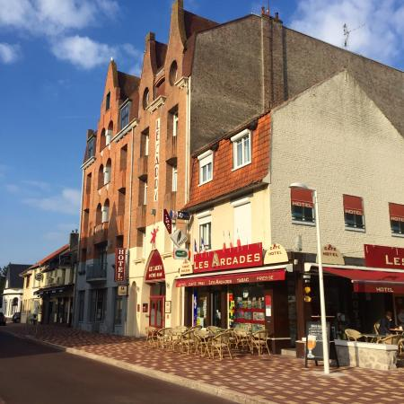 Weekend break review of nouveau caddy hotel le touquet for Hotels le touquet