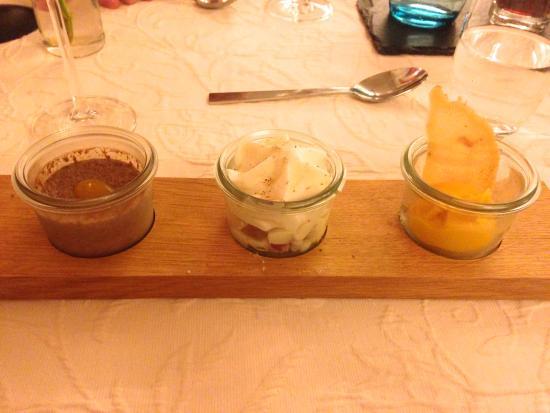 Ringsheim, Alemania: dessert