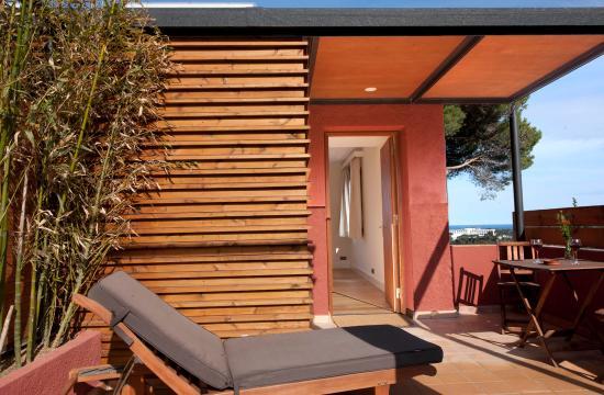 l'Aixart Aiguablava Hotel: Habitación