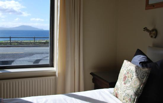 Isla de Achill, Irlanda: King with Sea View