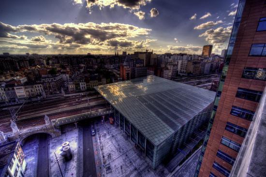 Skybar Antwerp