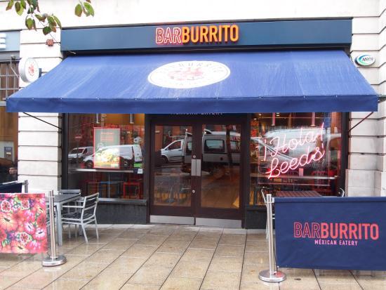 Restaurants Near The Headrow Leeds