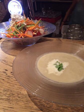 Urbano : Soup & Salad