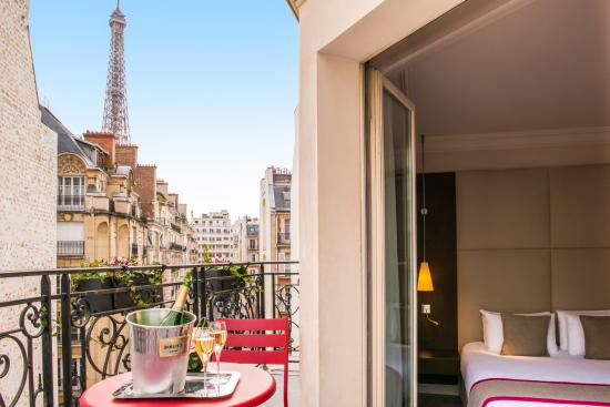 Le derby alma 39 excellent 39 updated 2018 prices hotel for Hotel near eiffel tower paris