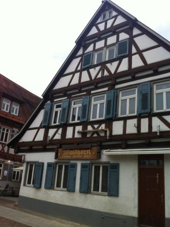 Kirchheim, Germania: The new (old) part of the Hotel