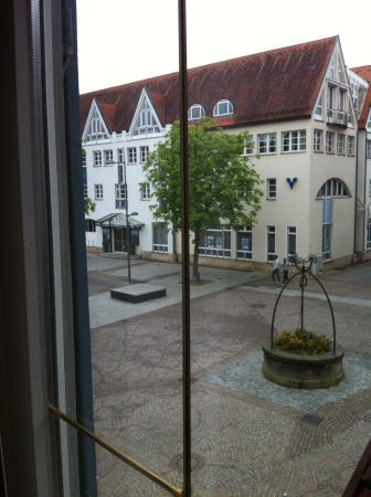 Kirchheim, Germania: View on the market place