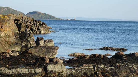 Millport, UK: Lovely views everywhere on the island.