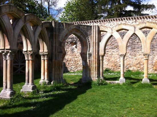 Monasterio de San Juan de Duero (Arcos de San Juan de Duero)