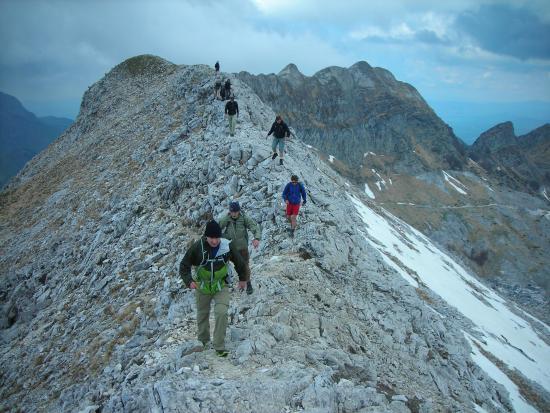 Camporgiano, อิตาลี: Monte Tambura