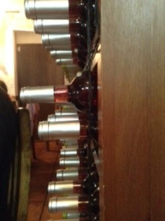 El Gusto: Wine a plenty!