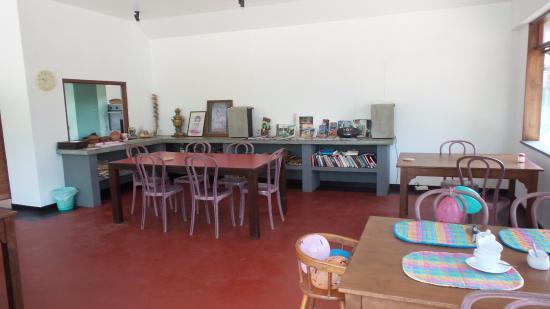 huis/eetkamer van Briddens Place - Picture of Bridden\'s Place ...