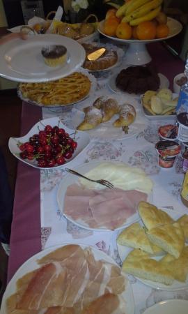 Agriturismo San Francesco : colazione