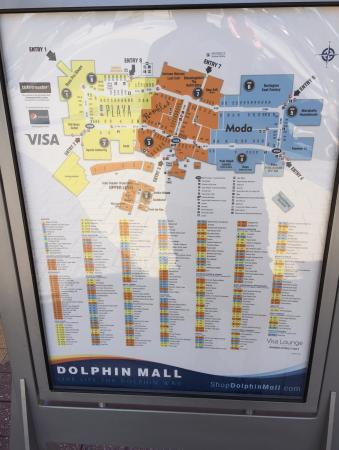 Dolphin Mall - Picture of Dolphin Mall, Miami - TripAdvisor on