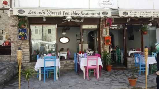 Zencefil Yoresel Lezzetler